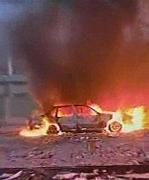 Orange Car Crash (Orange Disaster)