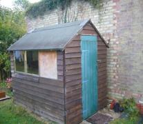 Syd's Shed